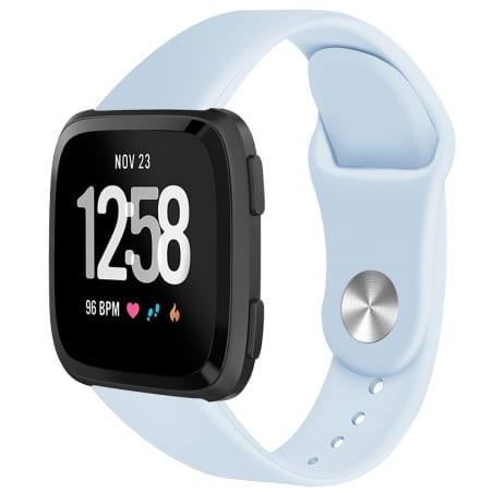 Curea Fitbit Versa – Silicon – S – Powder Blue – FB131
