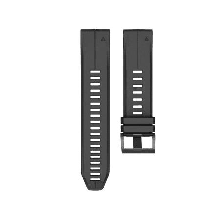 Curea Garmin Fenix 5 – 22mm – Silicon – Black – G141