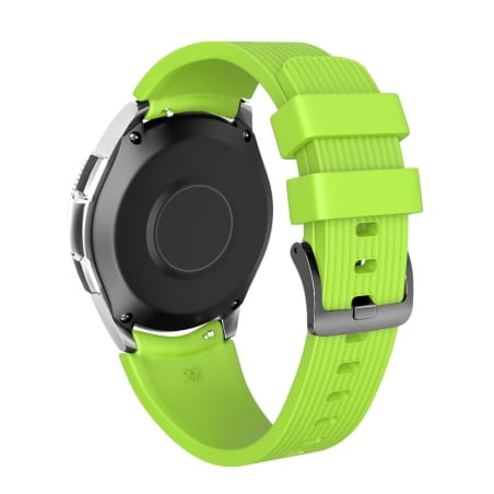 Curea Huawei Watch Active GT 46 mm – L  – Silicon – Pale Green – S823