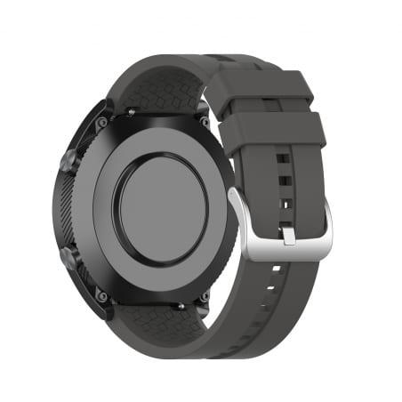 Curea Huawei Watch GT Active 42mm – Silicon – Dark Gray – H0017