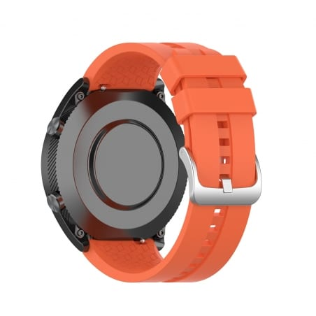 Curea Huawei Watch GT Active 46mm – Silicon – Orange – H0008