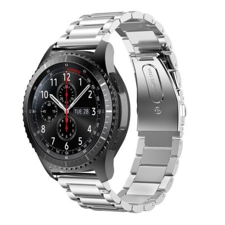 Curea Huawei Watch GT – 42mm – Metal – Silver – G176