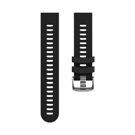 Curea  Garmin Vivoactive 3 – Silicon – Black – G156