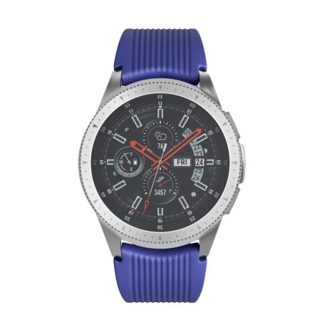 Curea Huawei Watch Active GT 46 mm – S – Silicon – Navy – S834