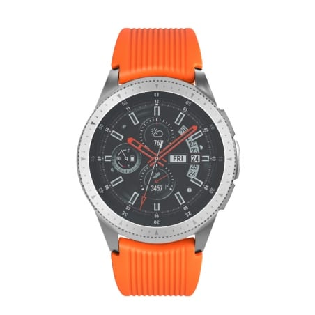 Curea Huawei Watch Active GT 46 mm – L – Silicon – Hot Orange – S828