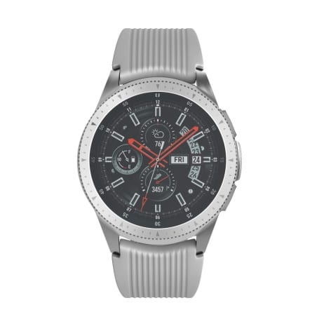 Curea Huawei Watch Active GT 46 mm  – S – Silicon – Gray – S832