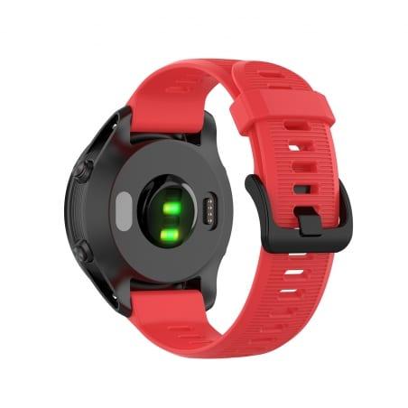 Curea Garmin Fenix 5 – 22mm – Silicon – Red – G174
