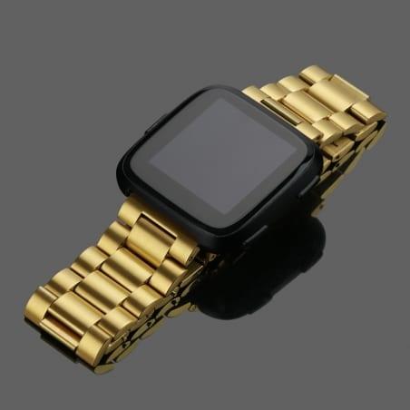 Curea Fitbit Versa – Metal – Gold – FB089