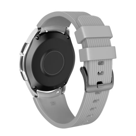 Curea Huawei Watch Active GT 46 mm – L – Silicon – Gray – S825