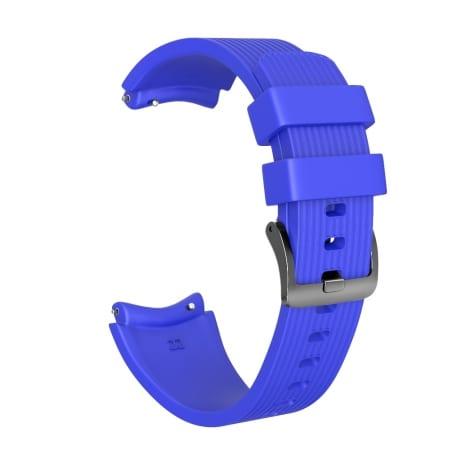 Curea Huawei Watch Active GT 46 mm – L – Silicon – Dark Blue – S827