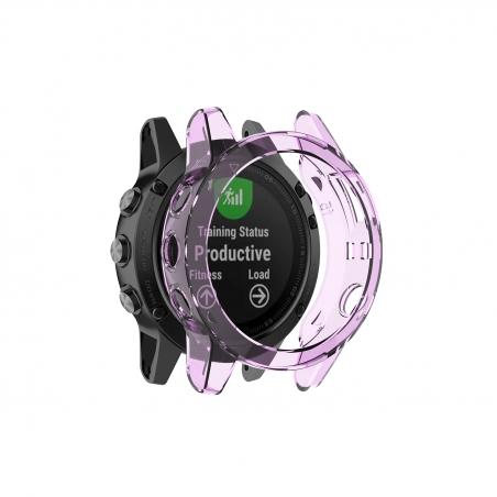 Husă de protecție Garmin Fenix 5X Plus – Purple – G238