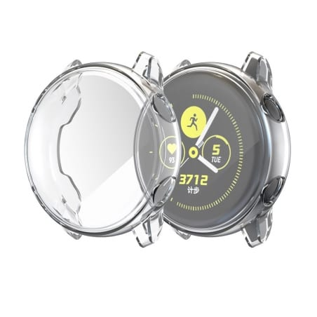 Husă de protecție Samsung Galaxy Watch Active 1 – Transparent – S893