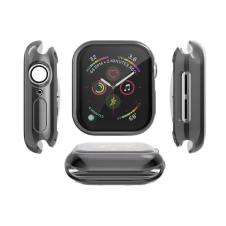 Husă de protecție Apple Watch 4/5 -44mm – Black – A376