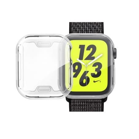 Husă de protecție Apple Watch 1/2/3 42mm – Transparent – A396