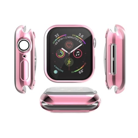 Husă de protecție Apple Watch 1/2/3 -38mm – Rose Pink – A366