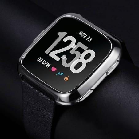 Husă de protecție Fitbit Versa – Silver – FB097