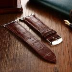 Curea Apple Watch 1 / 2 / 3 – 38 mm – Piele – Brown – A425