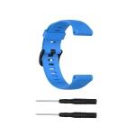 Curea Garmin Fenix 5 – 22mm – Silicon – Blue – G247