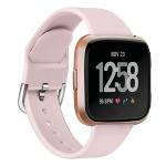 Curea Fitbit Versa – Silicon – S – Lavender Blush – FB127