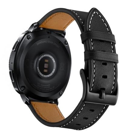 Curea Samsung Gear S3 Frontier – Piele – Black – S949