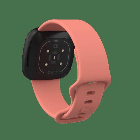 Curea Fitbit Versa 3 – Silicon – S – Pink Blush – FB134