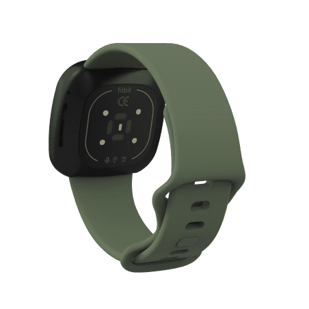 Curea Fitbit Sense – Silicon – L – Army – FB145