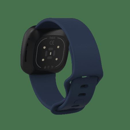 Curea Fitbit Sense – Silicon – L – Navy – FB143