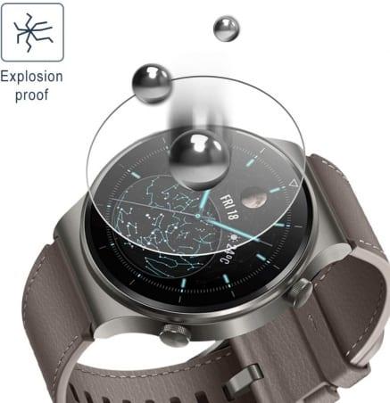 Folie de protecție Huawei Watch GT 2  PRO – H0050