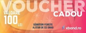 Voucher Cadou în valoare 100 Lei