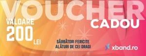 Voucher Cadou în valoare 200 Lei
