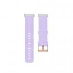 Curea Canvas Fitbit Sense – Material Textil – Purple – FB168