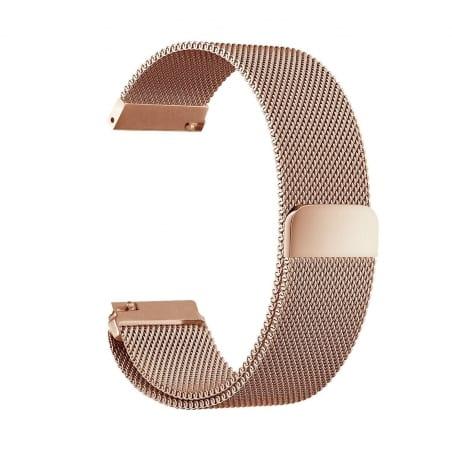 Curea Milanese Samsung Watch 3 – 41mm – 20mm – Oțel inoxidabil – Rose Gold – S866